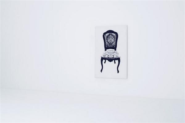 有趣的壁挂式帆布座椅(二)
