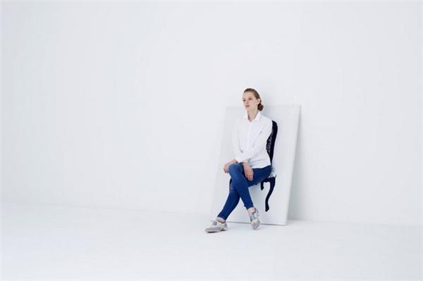 有趣的壁挂式帆布座椅(三)