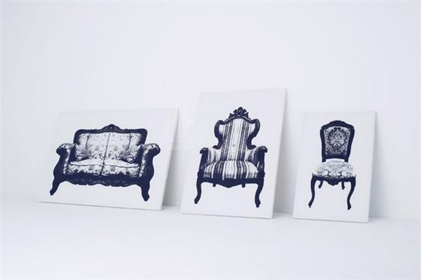 有趣的壁挂式帆布座椅(八)