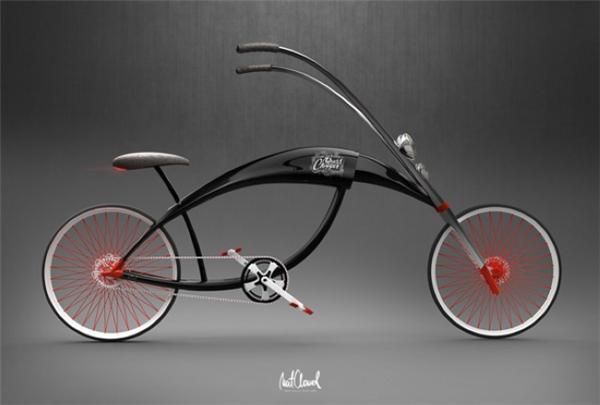 超级霸气的自行车(二)