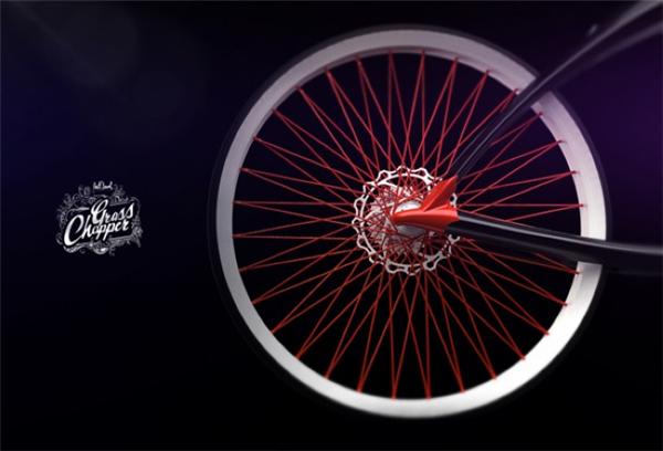 超级霸气的自行车(三)