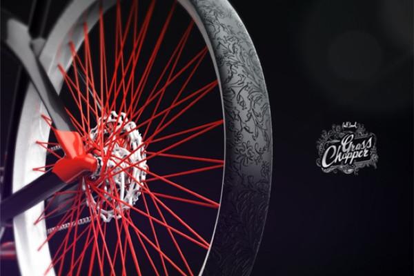 超级霸气的自行车(四)