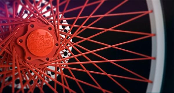超级霸气的自行车(五)