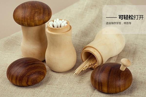有意思的蘑菇小盒(四)