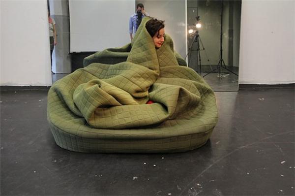 亲密的鸟巢沙发(二)