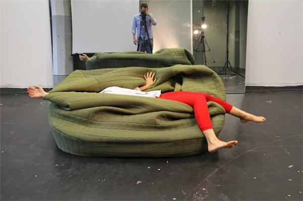 亲密的鸟巢沙发(三)