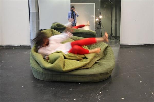 亲密的鸟巢沙发(五)