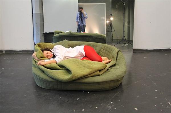 亲密的鸟巢沙发(六)