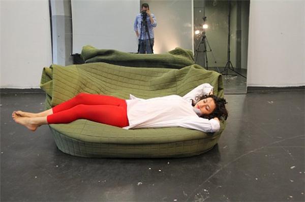 亲密的鸟巢沙发(七)