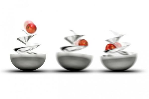 风姿摇曳的水果碗(二)
