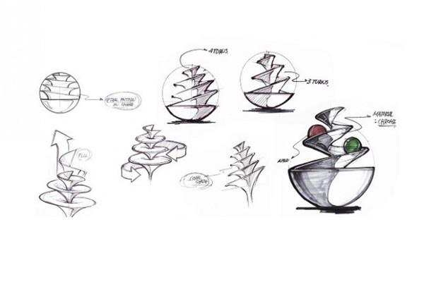风姿摇曳的水果碗(四)