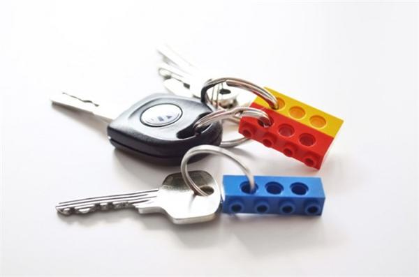 有趣的DIY钥匙台