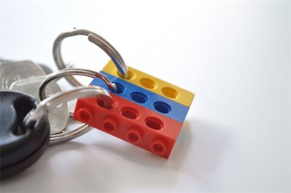 有趣的DIY钥匙台(二)