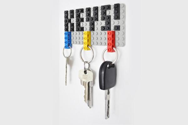 有趣的DIY钥匙台(三)