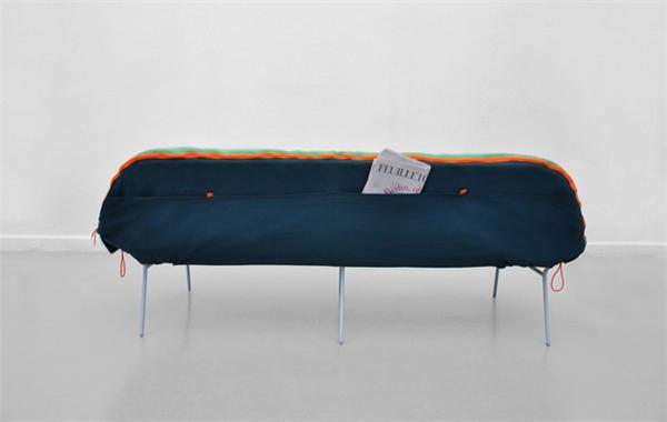 实用的睡袋沙发(二)