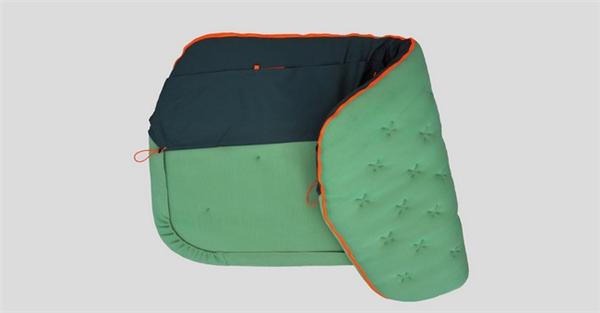 实用的睡袋沙发(三)