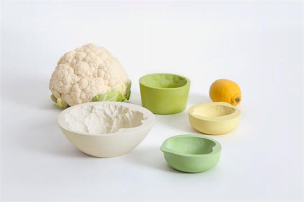 很可爱的蔬菜印记碗(七)