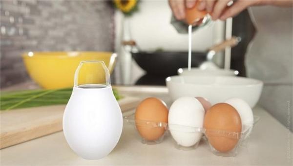 蛋黄采集器(三)