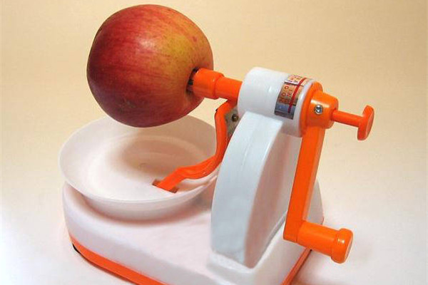 实用有趣的卷苹果机(三)