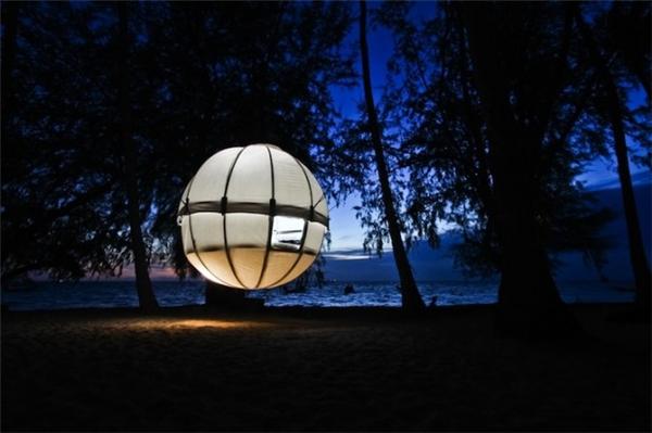 舒适的蚕茧帐篷(八)