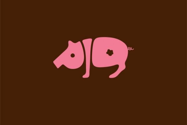 pin「猪」