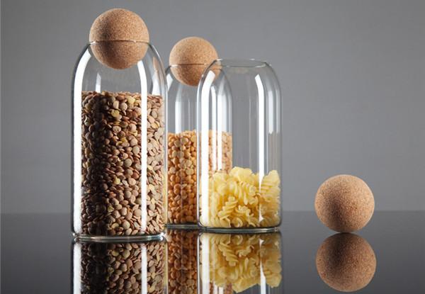 简洁优雅的玻璃容器(二)