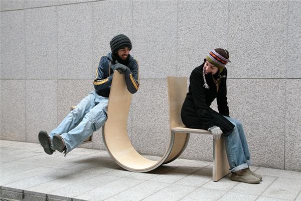 公共摇摆椅(四)