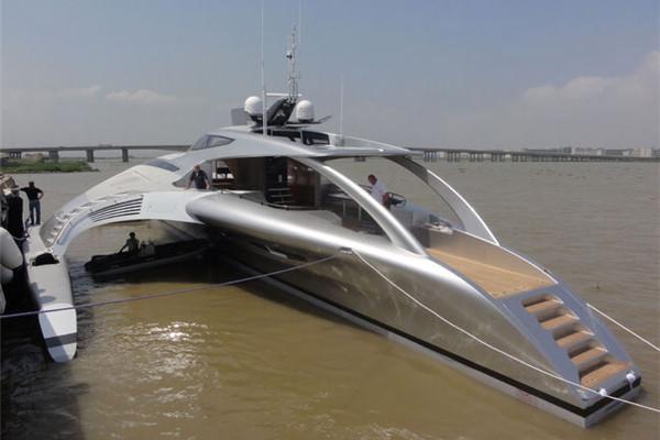 犀利的游艇设计(二)