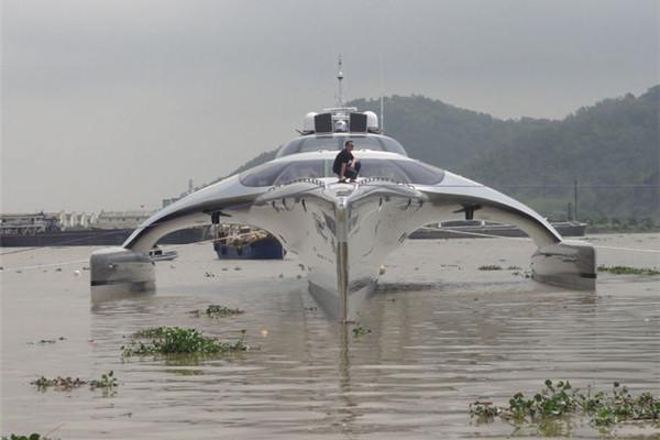 犀利的游艇设计(三)