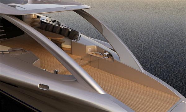 犀利的游艇设计(五)