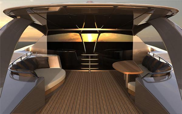 犀利的游艇设计(六)
