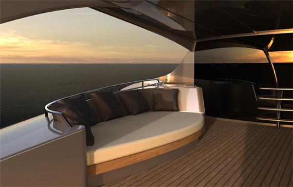 犀利的游艇设计(七)