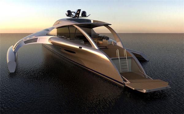 犀利的游艇设计(八)