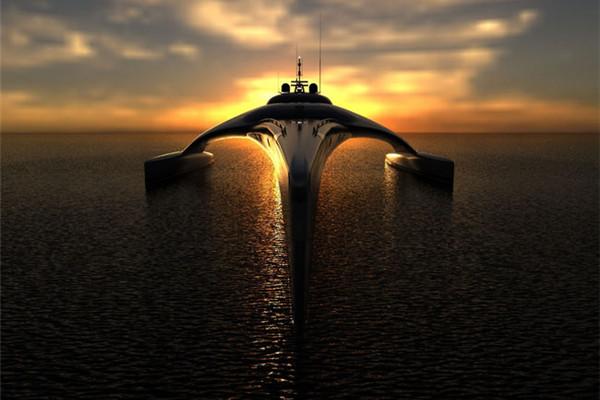 犀利的游艇设计(九)