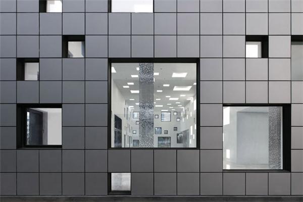 有意思的立方体办公楼(三)