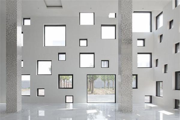 有意思的立方体办公楼(四)