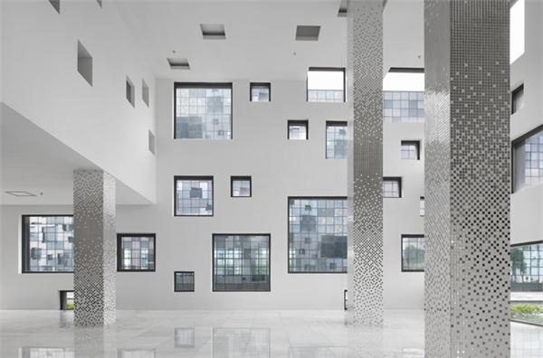 有意思的立方体办公楼(五)