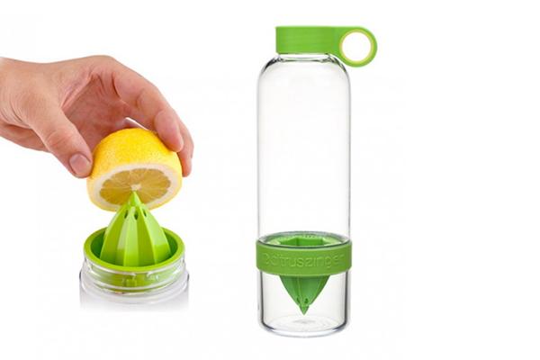 摇一摇果汁水瓶