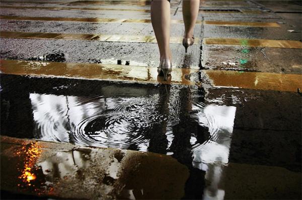 动人的雨中香港(十)