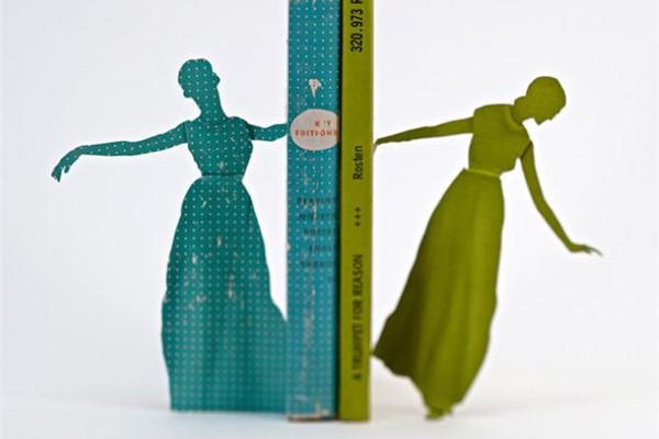 书本上的立体雕刻(六)