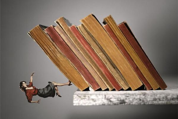 书本上的立体雕刻(十二)