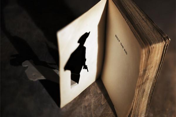 书本上的立体雕刻(十三)