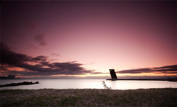 日出日落的迷人海景(二)