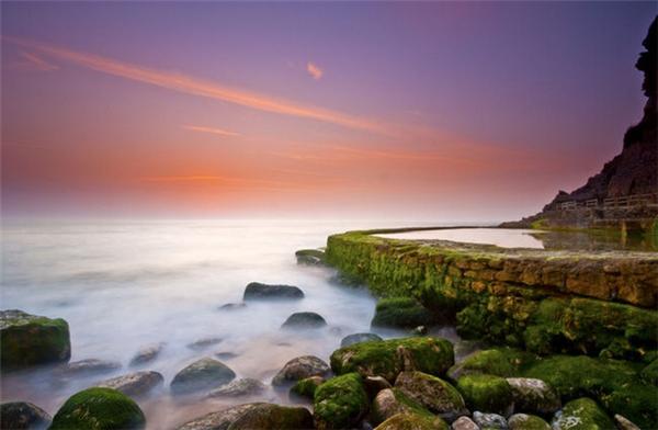 日出日落的迷人海景(六)