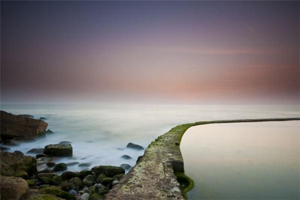 日出日落的迷人海景(十)
