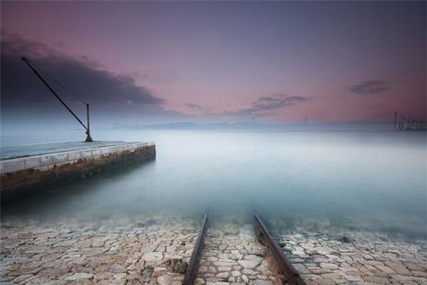 日出日落的迷人海景(十一)