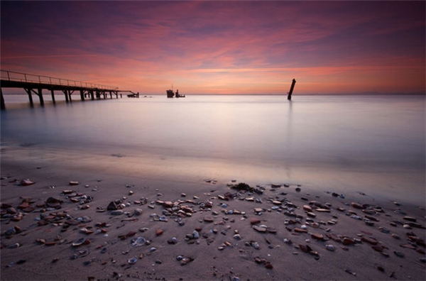 日出日落的迷人海景(十二)