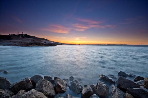 日出日落的迷人海景(十三)