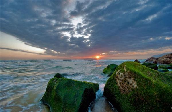 日出日落的迷人海景(十五)