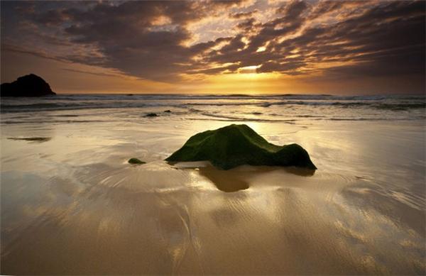 日出日落的迷人海景(十六)